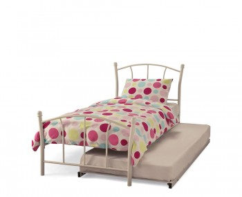 Penelope White Guest Bed