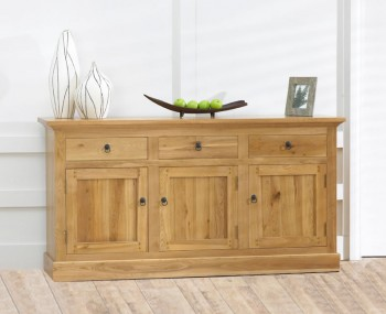 Aztec Oak Sideboard