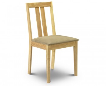 Rufford Natural Wooden Dining Chair