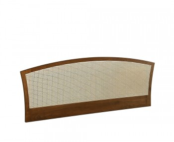 Rhyl Solid Wood Cane Headboard
