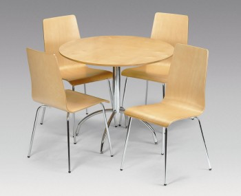 Mandy Maple Kitchen Table and Chairs