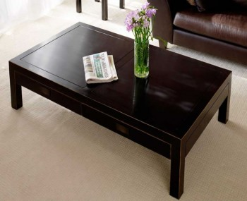 Orient Black Coffee Table