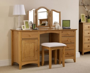 Kendal Solid Pine Dressing Table