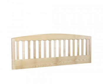 Hastings Slatted Wooden Headboard