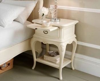 Ivy 1 Drawer Nightstand