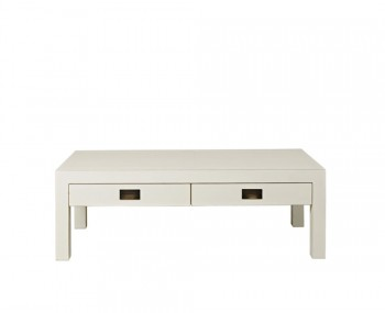 Peking Off-White Coffee Table