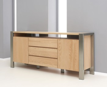 Atkinson Oak Sideboard