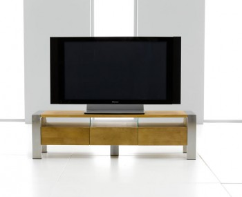 Ionia Oak TV Unit