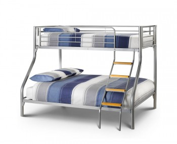 Atlas Triple Metal Bunk Bed