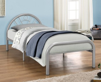 Bailey Kids Metal Bed