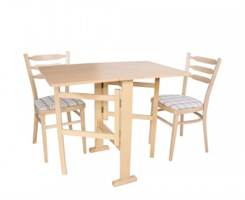 Amherst rectangular gateleg table only - Gateleg table and chairs ...