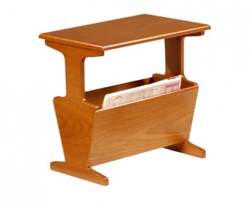 Bertie Traditional Magazine Table