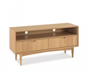 Orbit Oak Entertainment Unit