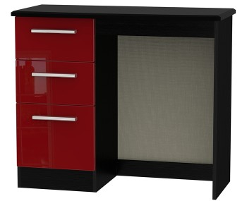 Danni Red Teens Dressing Table