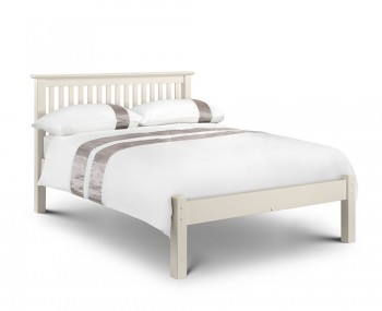 Cameo Off-White Low Footend Bed
