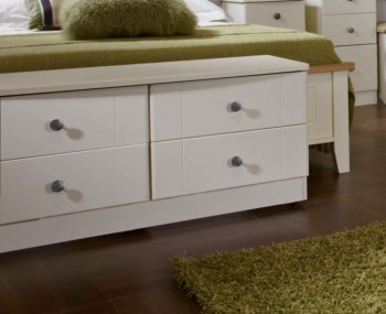 Eden 4 Drawer Bed Box Chest