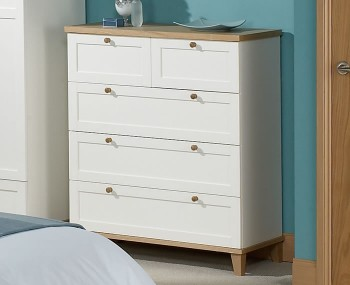 Melrose 3+2 Drawer Chest