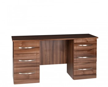 Lazio Double High Gloss Dressing Tables