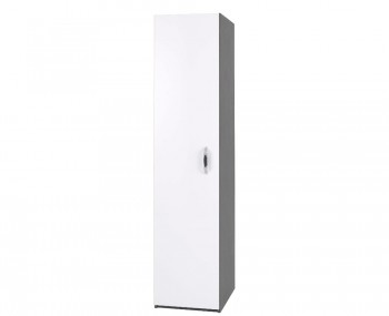 Tempo 1 Door High Gloss Wardrobe