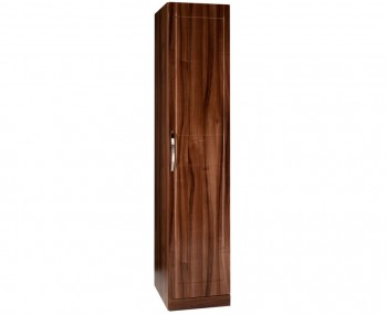 Lazio 1 Door Tall High Gloss Wardrobe