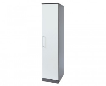 Havana White 1 Door Fronted Wardrobe