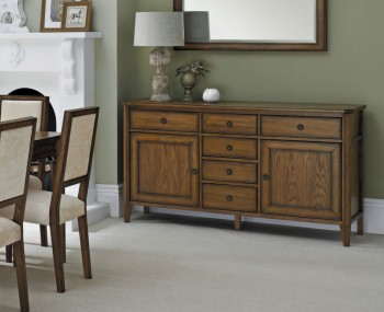 Sophia Oak Large Sideboard