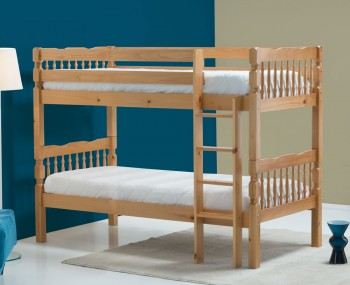 Anderson Honey Pine Bunk Bed