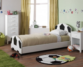 Portello Childrens Football Bed