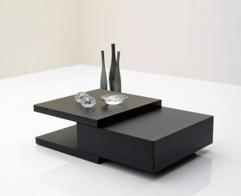 Bowen Black Ash Coffee Table