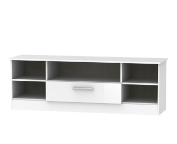 Vista High Gloss Wide Open TV Unit