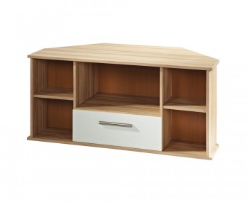 Pravia Vanilla Corner TV Unit