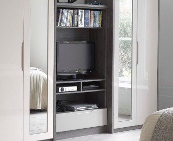 Affinity High Gloss TV Unit