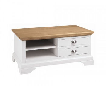 Hampstead Two-Tone Coffee Table