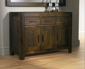 Lyon Walnut Small Sideboard