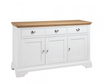 Hampstead Two-Tone Large Sideboard
