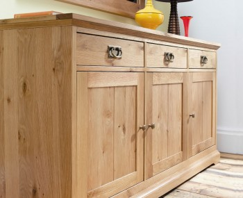 Provence Oak Large Sideboard