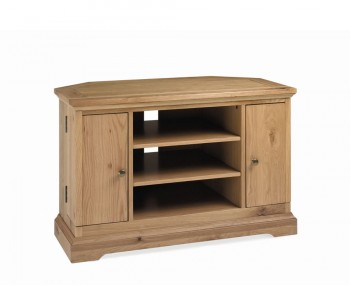 Provence Oak Corner TV Unit