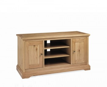 Provence Oak Entertainment Unit