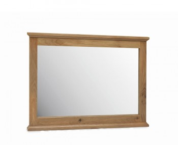 Provence Oak Wall Mirror