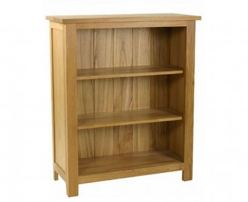 Turner Oak Small Bookcase