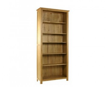 Turner Oak Tall Bookcase