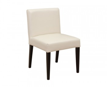 orient olivia genuine leather dining chair