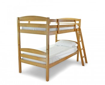 Shelley Antique Pine Bunk Bed