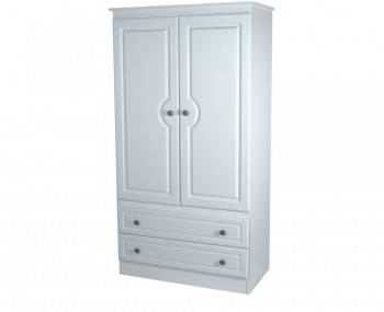 Snowdon 2 Door 2 Drawer Standard Wardrobe
