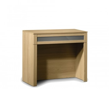 Allegro Oak and Grey Gloss Dressing Table