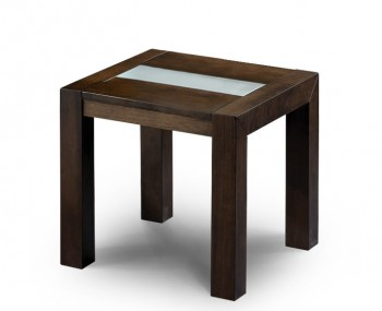 Santiago Wenge Lamp Table