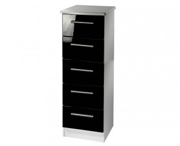 Rook Mix 'n' Match 5 Drawer Narrow Chest