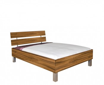 Camrose Walnut Bed Frame