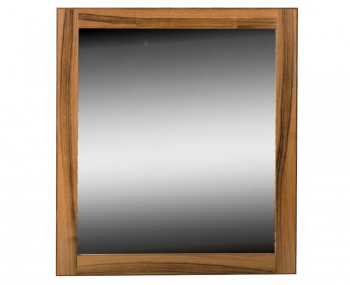 Camrose Walnut Wall Mirror