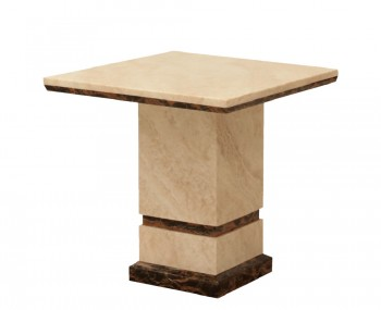 Amida Marble Lamp Table